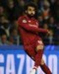 Mohamed Salah can join ELITE Liverpool club by scoring against Cardiff today