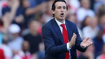 Arsenal 2-3 Crystal Palace: Unai Emery says top-four finish now 'more difficult' but 'still in our hands'