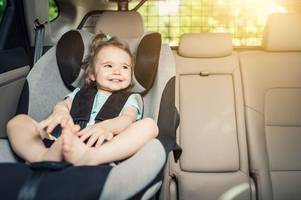 the easy car seat trick that could save your child's life in a crash