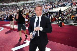 west ham's 'spongy' carpet, rodgers shushes zabaleta jr - leicester city moments you may have missed
