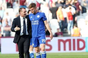 why brendan rodgers' man-management is making all the difference for leicester city stars