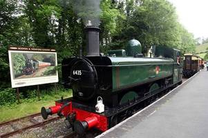 plan to link heritage railway at bodmin to mainline train services