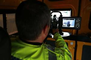 mobile speed camera locations in bath and somerset for week commencing april 22