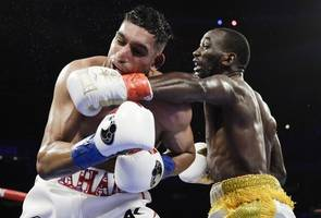 Amir Khan must confront reality of loss to Terence Crawford before deciding future