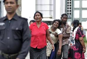 more than 200 killed in churches and hotels in sri lanka on easter sunday