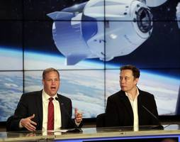 SpaceX's Crew Dragon spacecraft test runs into problems