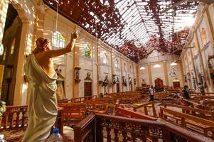Five Brits among 207 killed in Sri Lanka Easter Day bomb attacks