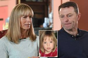 madeleine mccann case 'could be solved in one week if vital dna evidence is re-tested'
