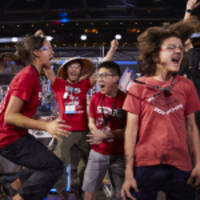youth robotics teams inspire record crowds at first® championship in houston