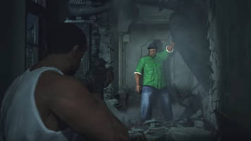 latest resident evil mod brings in gta: san andreas' c.j. and big smoke