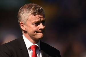 Solskjaer on Man United's top four hopes against Arsenal, Chelsea and Spurs after Everton loss