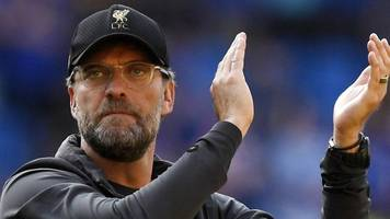 liverpool motivated by fans not 'holy grail' of title - klopp