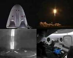 spacex says 'anomaly' happened during fire tests of crew dragon's abort engines