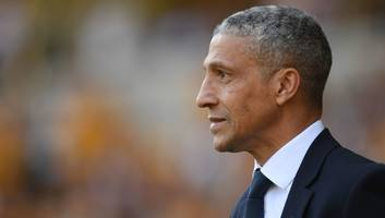 chris hughton delighted with response of brighton side to secure point against wolves