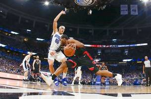 Aaron Gordon drops 25, but Raptors prove to be too much for Magic to handle in Game 4