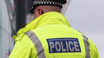 hundreds of manchester crimes dropped by police each day