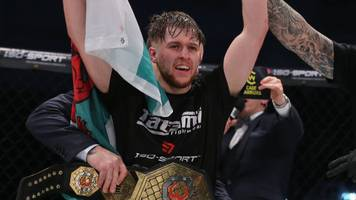 jack shore: welsh fighter believes he is ready for step up to the ufc