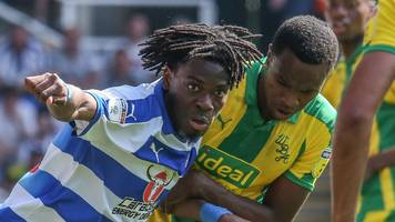 reading 0-0 west bromwich albion: baggies clinch play-off berth