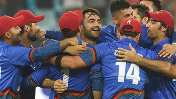Afghanistan 'aim to inspire' at World Cup