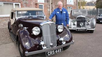 my lifelong obsession with 'resurrecting' classic cars