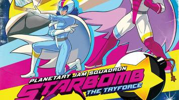 starbomb's 'the tryforce' is the lonely island for video games