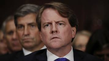 house committee subpoenas ex-white house counsel don mcgahn