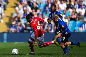 'too quick to pull the trigger' - bristol city player ratings after defeat against sheffield wednesday