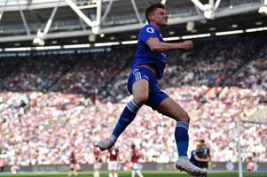 harvey barnes on finally getting that first leicester city goal and the confidence it will bring