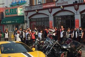 Live Southend Shakedown updates as thousands of bikers head to seafront in annual Bank Holiday event