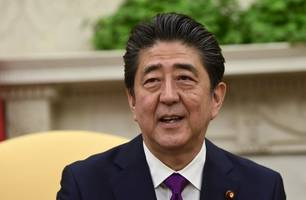 abe off to meet heads of 6 g20 countries