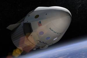 crew capsule accident a serious setback for spacex