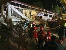 strong 6.3-magnitude earthquake hits the philippines