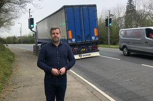 Tens of thousands motorists ignoring Springholm's controversial traffic lights