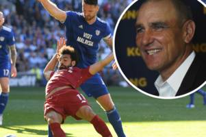 liverpool's mo salah ruthlessly mocked by hollywood star vinnie jones over cardiff city theatrics