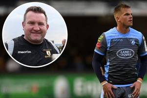 why cardiff blues must drop gareth anscombe for ospreys clash - by the man who experienced the same awkward situation