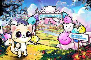 digital pet for auction: 'the cutest crypto game' to support online education for kids