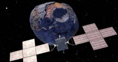 nasa is gearing up to visit a shattered, volcanic asteroid