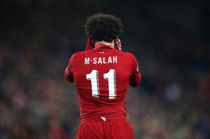 'utter shambles' - spurs fans noticed what mo salah did during liverpool's win over cardiff