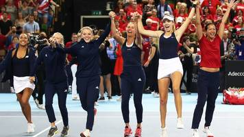 fed cup: how great britain can thrive after world group promotion