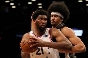 nick wright breaks down joel embiid's dominate game 4 in sixers' win over nets:  'he was unstoppable'
