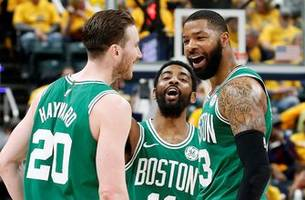 'this team is coming together':  chris mannix is encouraged by the celtics sweep of pacers