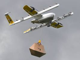 Alphabet's drone delivery company just received FAA approval to start dropping packages on customer's front doorsteps in Virginia (GOOG, GOOGL)