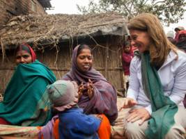 melinda gates reveals the secret to a strong marriage and the surprisingly simple answer to the world's toughest problem