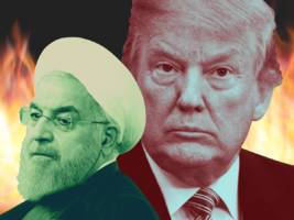 oil prices soar after trump tightens his squeeze on iran, while tehran threatens to close one of the world's most important shipping lanes in retaliation