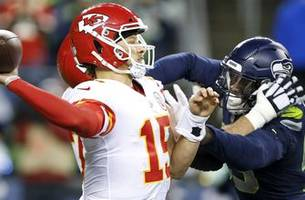 Marcellus Wiley on why the Frank Clark trade is bad for Patrick Mahomes & the Chiefs