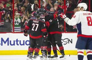 FOX Sports Carolinas and FOX Sports GO to televise Game 7 of Hurricanes' first-round series