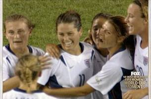 45th Most Memorable Women's World Cup Moment: SARS Outbreak Moves 2003 Tournament to United States