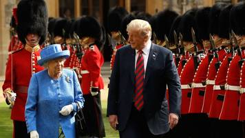 trump visit 'will detract from portsmouth d-day event'