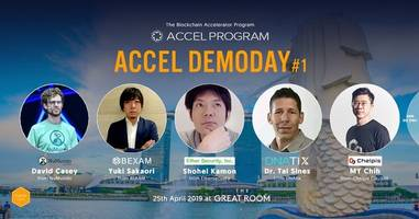 accel demoday#1@the great room (singapore) on april 25