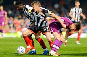 grimsby town's young side set the tone in long-awaited league two win against carlisle